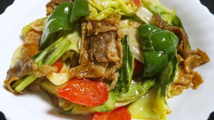 【あさイチ】冷やし回鍋肉(ホイコーロー)のレシピ。山野辺シェフの夏のお悩み解決料理(7月13日)