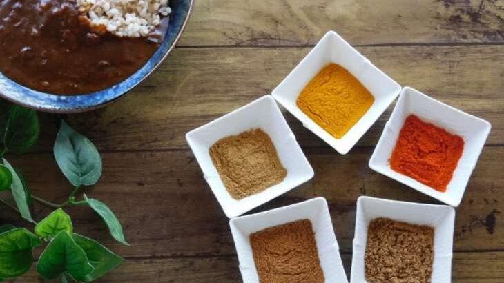 【土曜は何する】レンチンスパイスカレーのレシピ。印度カリー子さんの超時短カレーの作り方。10分ティーチャー(7月31日)