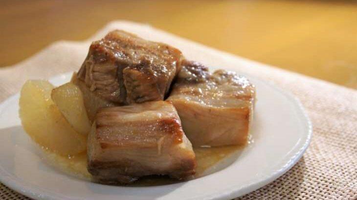 【ノンストップ】さっぱり冬瓜ポークのレシピ。坂本昌行産のワンディッシュ(7月23日)
