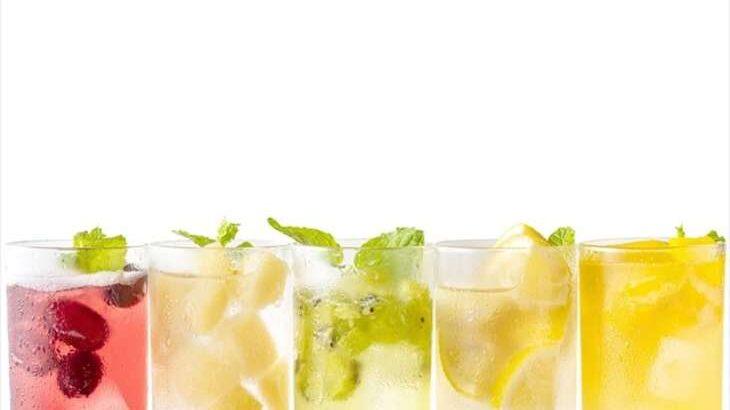 【あさイチ】ビネガードリンク(お酢ドリンク)のレシピ。冷凍フルーツで簡単!お酢の活用術クイズとくもり(7月20日)