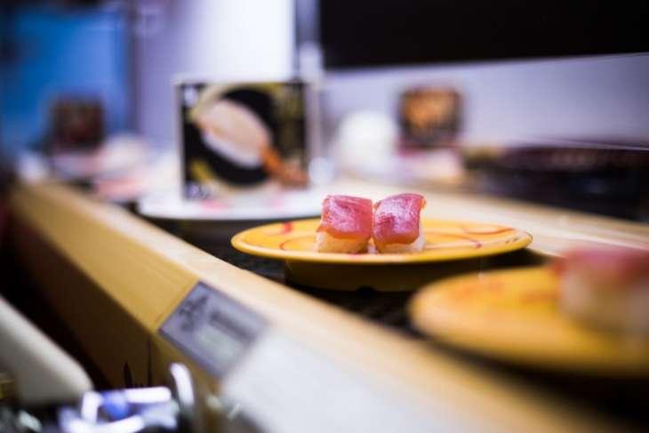 ラヴィットはま寿司ランキング