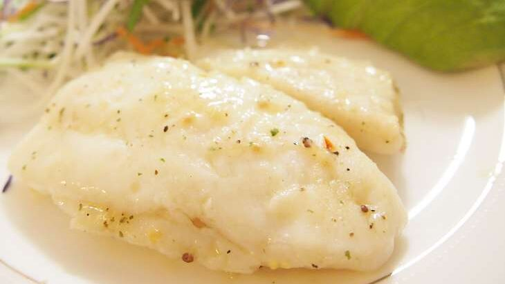【ヒルナンデス】タラのレモン蒸し(冷凍コンテナごはん)のレシピ。ろこさんの週末作り置き(7月9日)