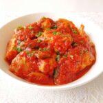 【ラヴィット】さばとジャガイモのトマト煮のレシピ。ポテトチップスで時短!【ラビット】7月8日
