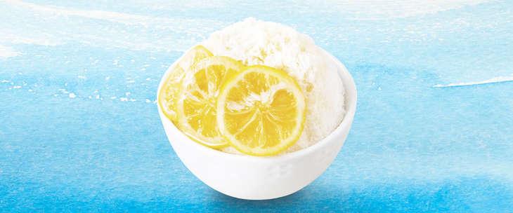 氷レモンミルク 328円(税込)