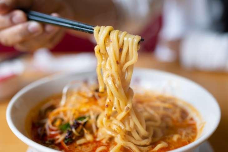 ジョブチューン超簡単カラシビらー麺