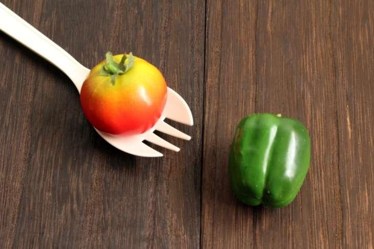 ヒルナンデスピーマンVSトマト