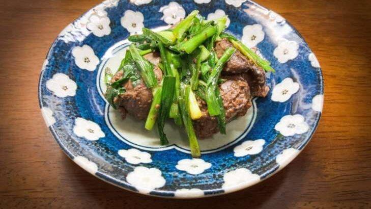 【あさイチ】鶏レバニラ炒めのレシピ(9月9日)