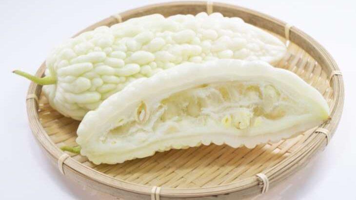 【男子ごはん】白ゴーヤとじゃこの甘辛和えのレシピ(9月5日)