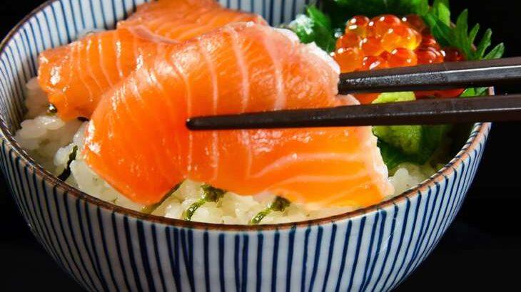 【あさイチ】サーモンの漬け丼のレシピ。お手軽サーモン料理(9月28日)クイズとくもり