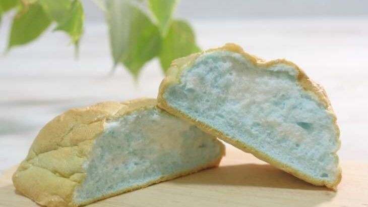 【土曜は何する】ふわシュワ雲パンのレシピ韓国スイーツの作り方