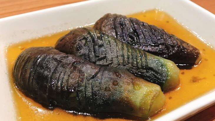 【ヒルナンデス】ナスのカレー風味のサラダのレシピ(9月15日)