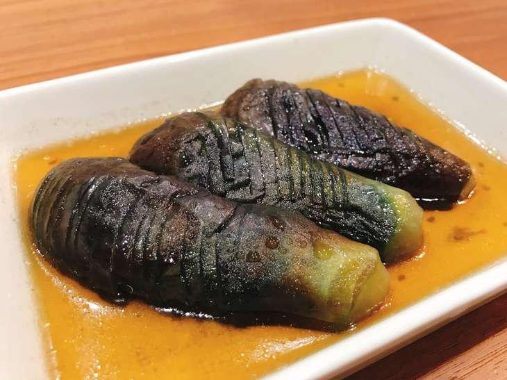 ヒルナンデスナスのカレー風味サラダ