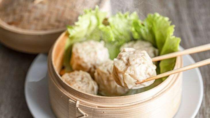 【ヒルナンデス】サケのふわふわ豆腐シュウマイのレシピ。長田知恵さんの鮭料理(9月29日)