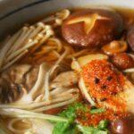 【男子ごはん】煮込みしいたけのあんかけそばのレシピ。シイタケの佃煮で(9月26日)