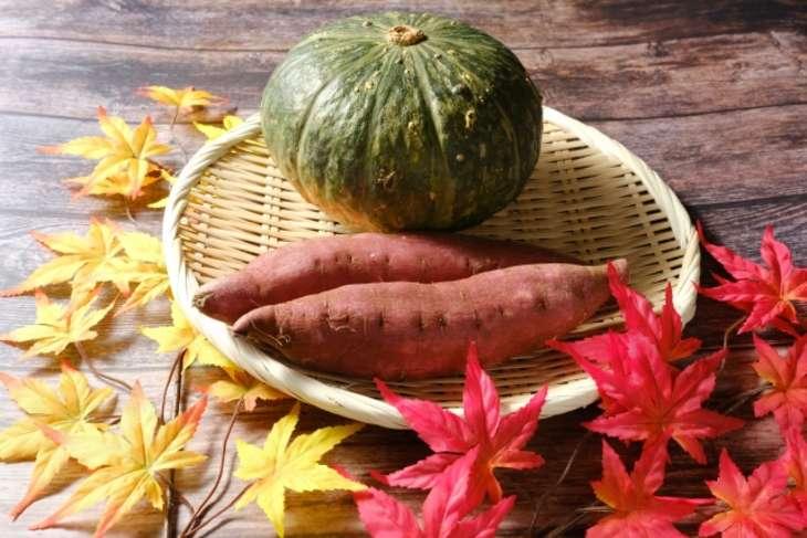 ヒルナンデスさつまいも&かぼちゃレシピ