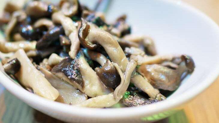 【ノンストップ】砂肝とキノコのおかずマリネのレシピ。坂本昌行さんのワンディッシュ(10月15日)