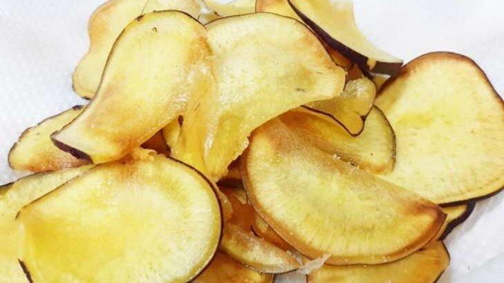 【相葉マナブ】栗チップスのレシピ。神奈川県茅ヶ崎の栗で旬の産地ごはん(10月24日)