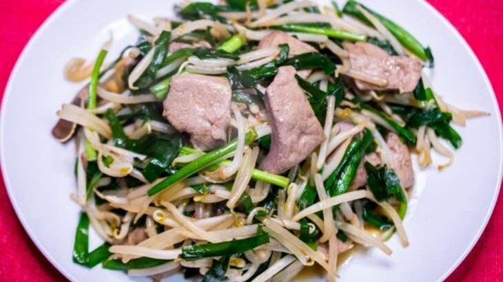 【あさイチ】さばともやしの中華蒸しのレシピ。レンジで簡単!山野辺シェフ考案レンチン料理(10月19日)