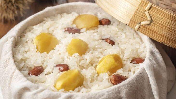 【相葉マナブ】栗おこわのレシピ。炊飯器で簡単!神奈川県茅ヶ崎の栗で旬の産地ごはん(10月24日)