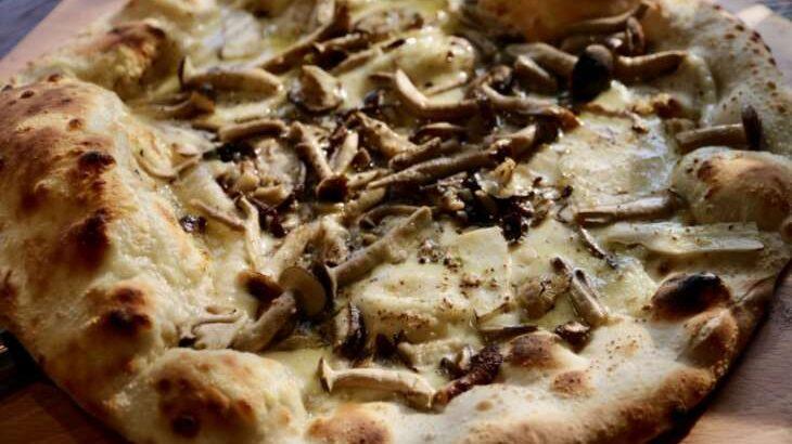 【ヒルナンデス】舞茸クリスピーピザのレシピ。業務田スー子さんの激安きのこピザ(10月4日)